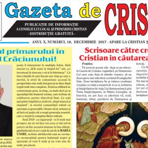 Gazeta de Cristian
